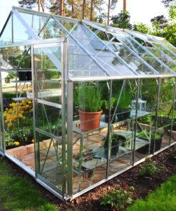 Kasvuhoonete klaasimine KLAAS24